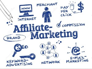 Different type of affiliate marketing