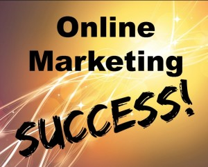 online marketing success